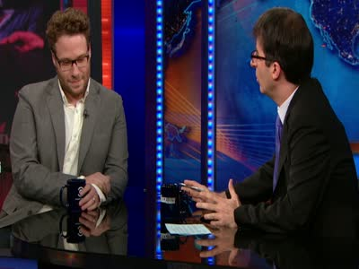 Seth Rogen | June 10th 2013 | The Daily Show with Jon Stewart