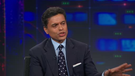 Fareed Zakaria | June 13th 2013 | The Daily Show with Jon Stewart