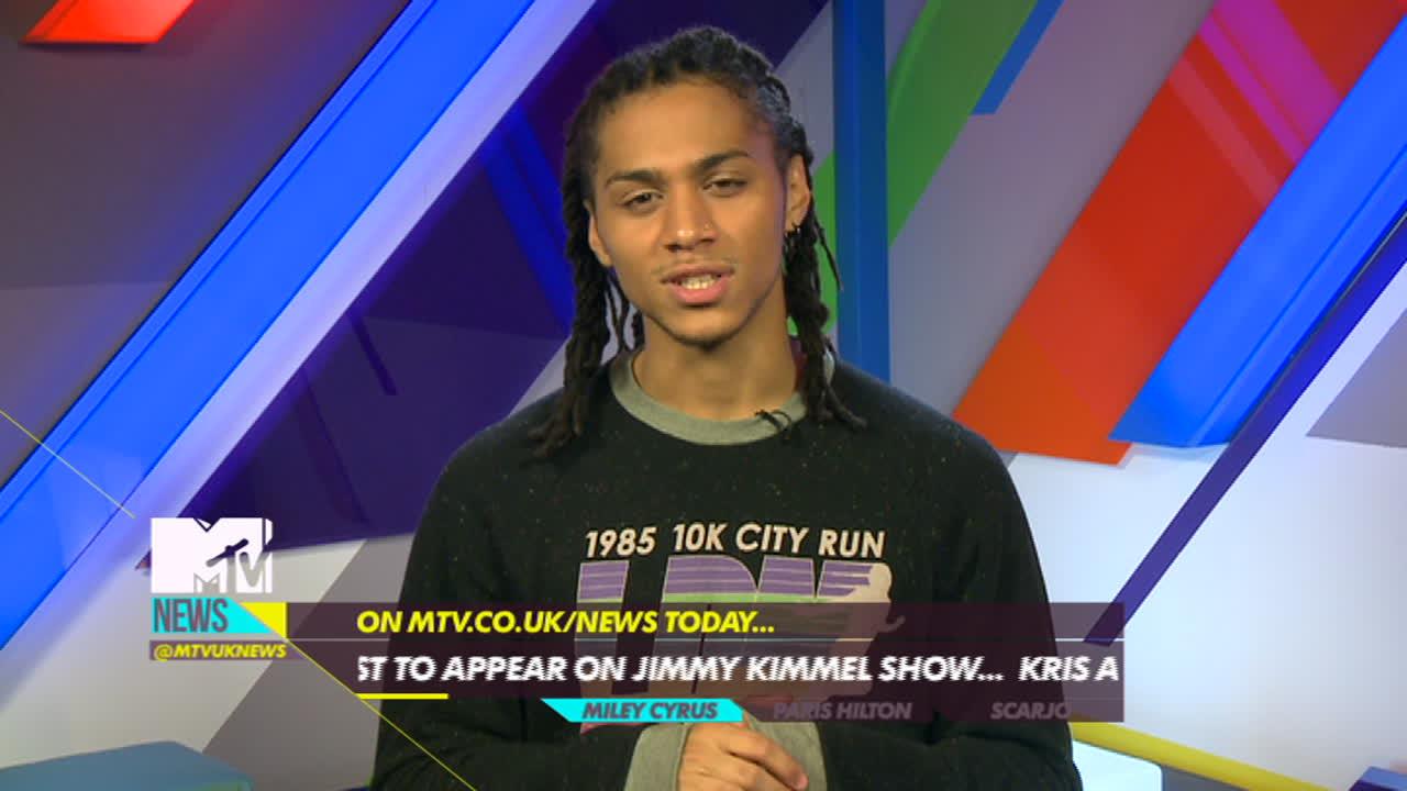 MTV News Int