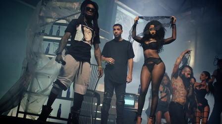 Only (Ft. Chris Brown, Drake & Lil Wayne)