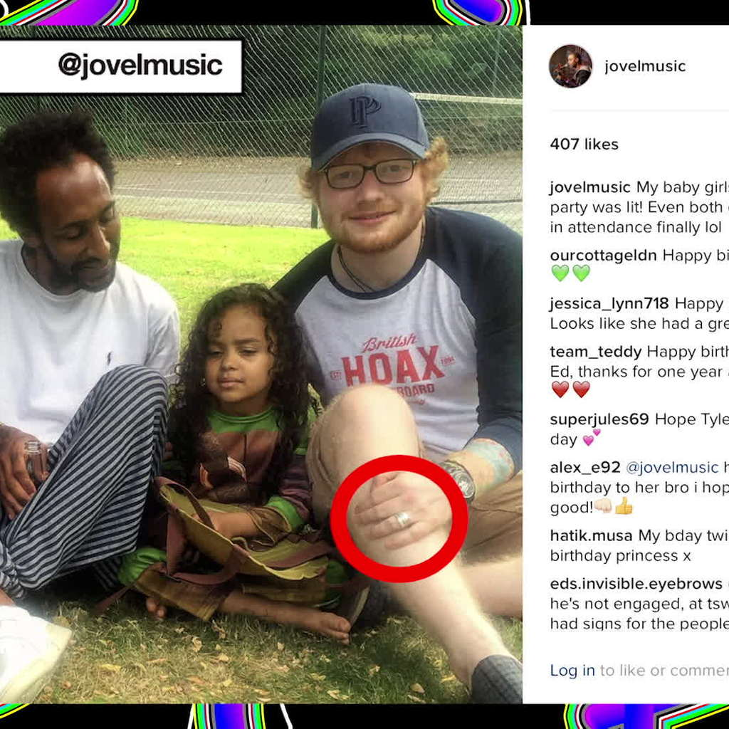 Did Ed Sheeran Get Married In Secret? | MTV News