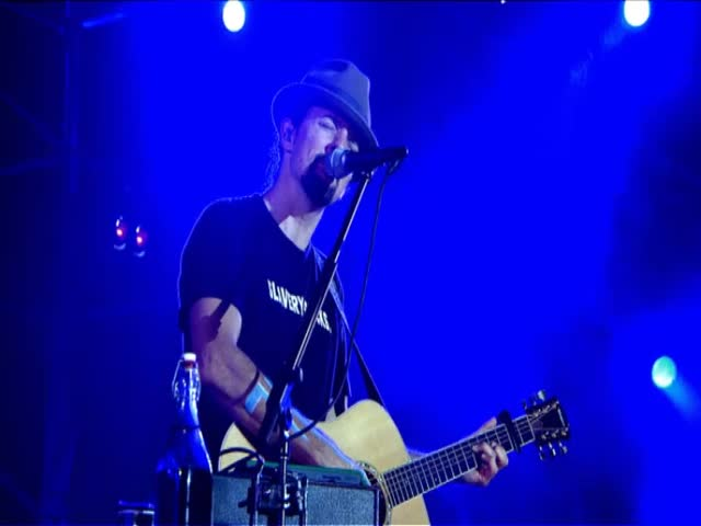 I Won't Give Up - Live In Myanmar