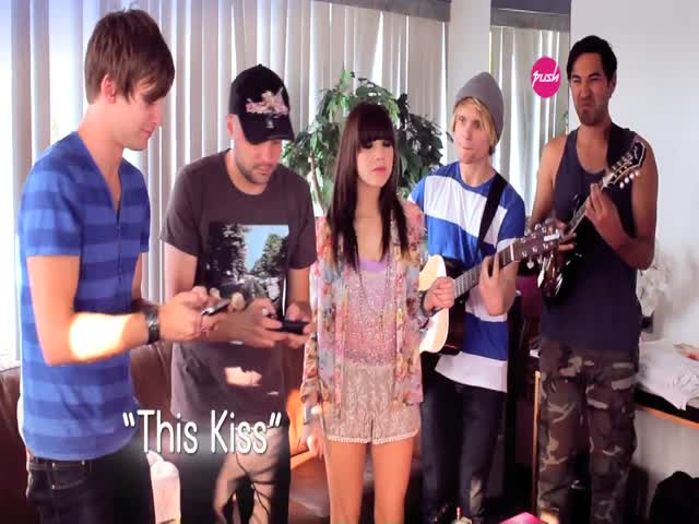 This Kiss - Acoustic (MTV PUSH Exclusive)