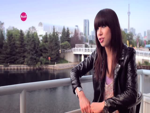 Introducing Carly Rae Jepsen - MTV PUSH