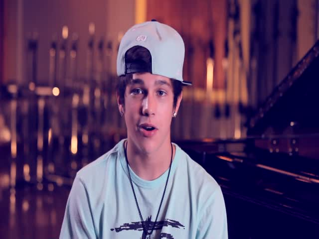 MTV PUSH: Austin Mahone - What Pushes You?