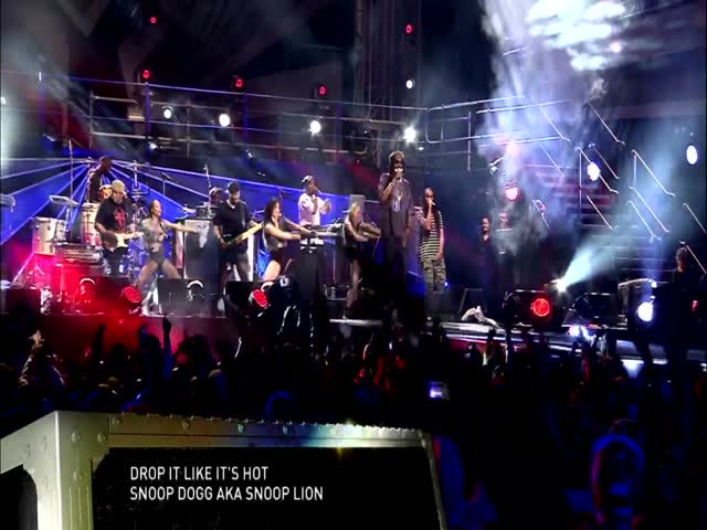 Drop It Like It's Hot - Live in Durban, South Africa 2013