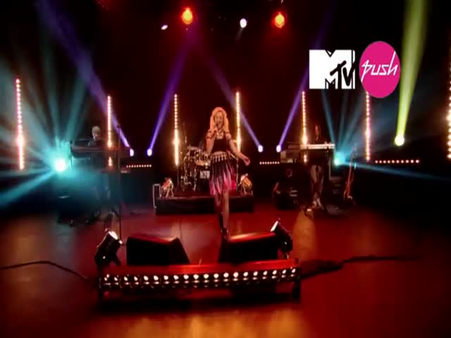 Shine - Live (MTV PUSH exclusive)