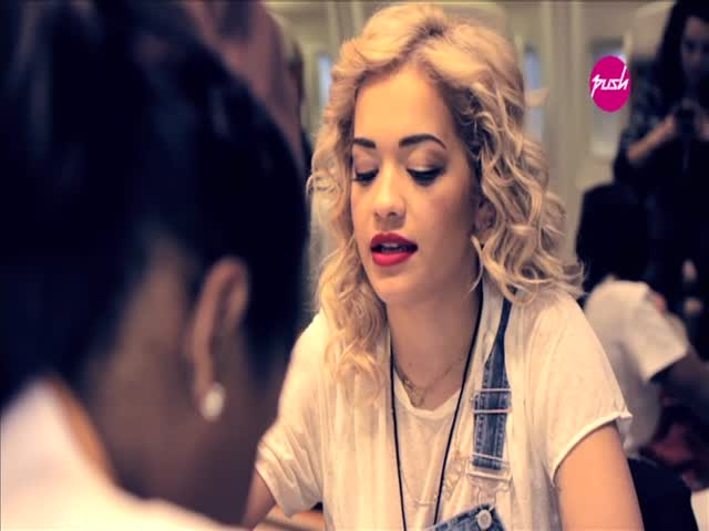 Rita Ora: What Pushes You?