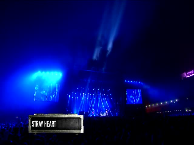 Stray Heart - live at Rock am Ring 2013