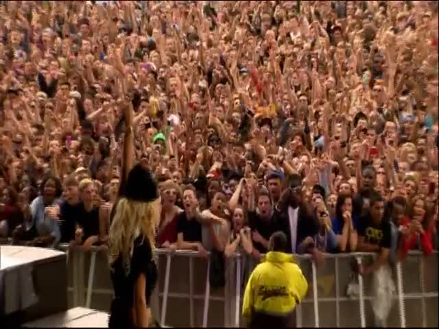 R.I.P. - Rita Ora, Live in Hyde Park, London, UK, 2012