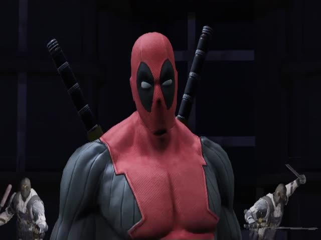 Deadpool - SDCC 12: Debut Trailer