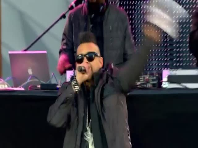 MTV World Stage | Sean Paul