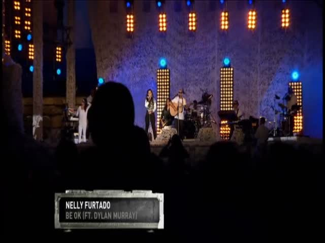 MTV World Stage | Nelly Furtado ao vivo em Gotemburgo, Suécia