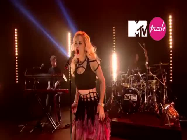 Rock The Life - Live (MTV PUSH exclusive)