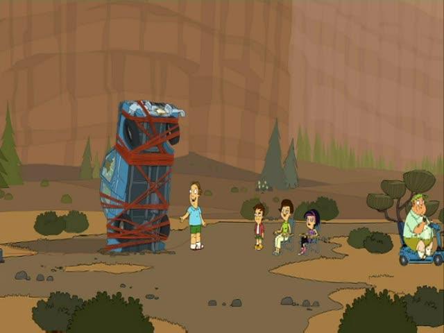 Crash Canyon | Season 1 | Episode 17