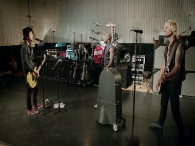 2012 VMA Green Day PROMO 60