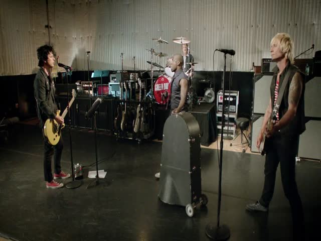 2012 VMA | Green Day Promo 60