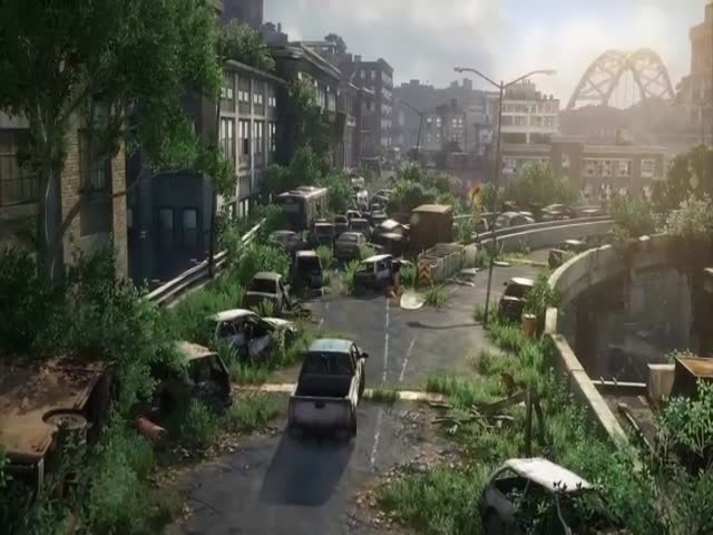 The Last of Us - Hunter City Cut-Scene Trailer