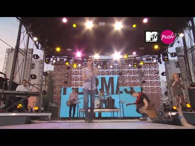 We Are Young, Live (MTV PUSH)
