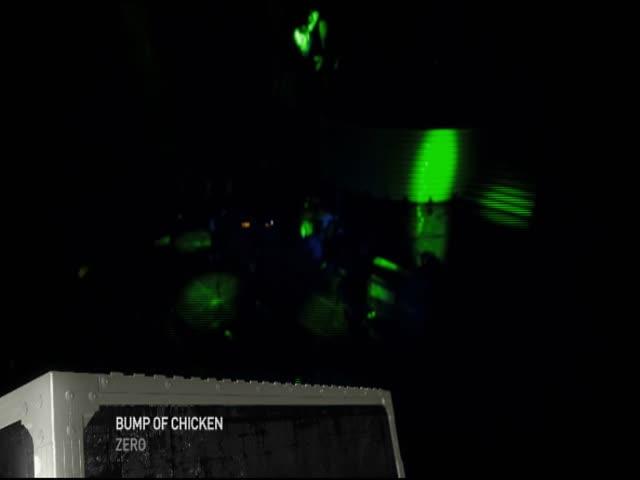 Zero - Bump Of Chicken, Live in Tokyo, Japan, 2012