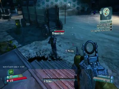 Borderlands 2: Mr. Torgue's Campaign of Carnage - Torgue DLC Gameplay