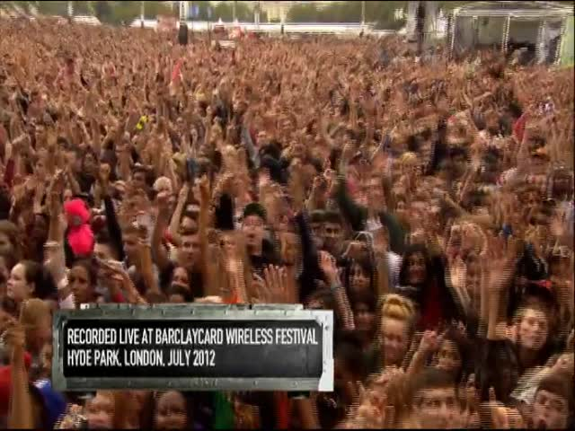 MTV World Stage | Wireless Festival 2012
