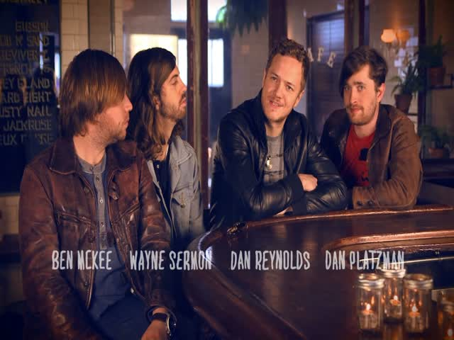 MTV PUSH - Introducing Imagine Dragons