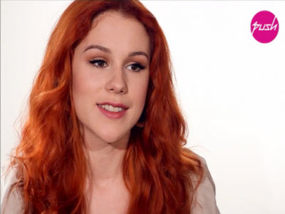 Katy B Push Interview