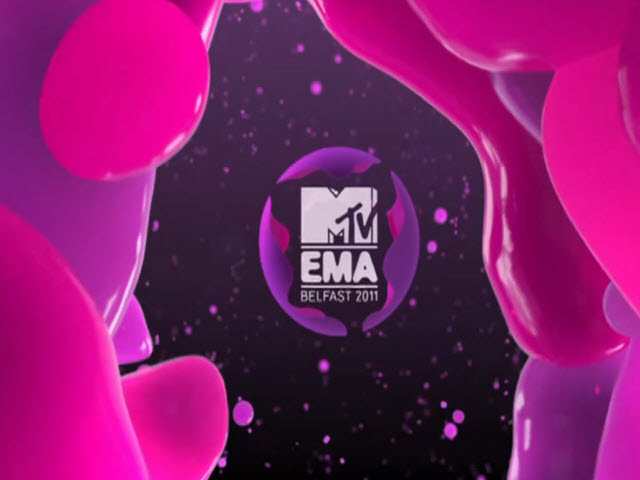 2011 EMA - Main Show | Part 1 | EVS: Opening Titles