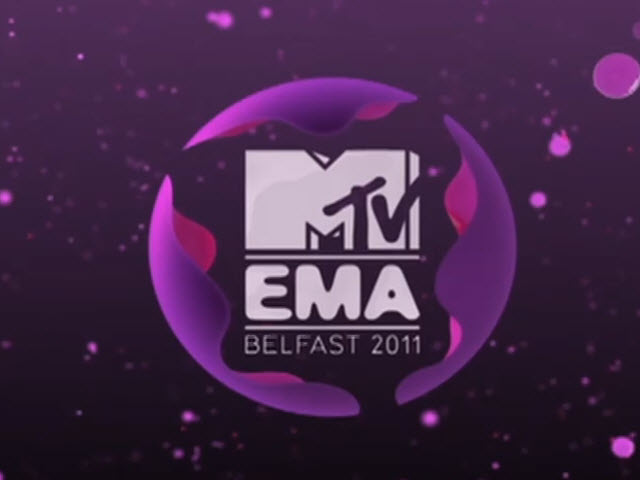 2011 EMA - Main Show | Part 3 | - Intro credits and VO of lineup