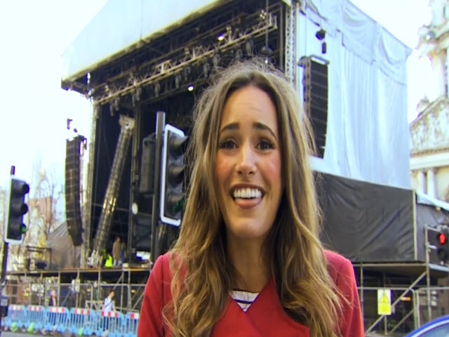 2011 EMA - Red Carpet | Part 21 | Louise Roe tours Belfast venues