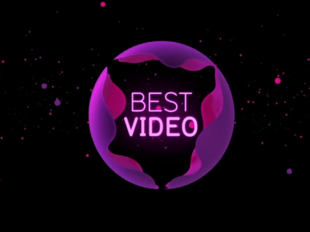 2011 EMA - Main Show | Part 83 | Award 8 - BEST VIDEO