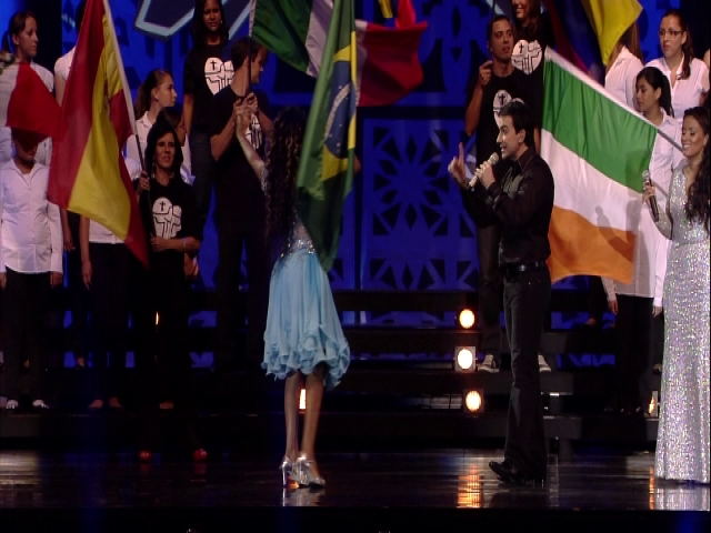 Brasil, música e devoção