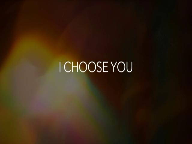 """Rebecca Discusses """"I Choose You"""""""
