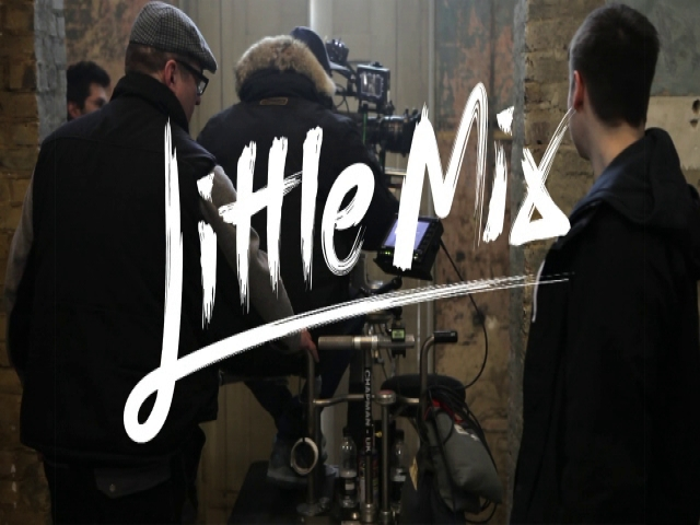 Little Me (Behind The Scenes)