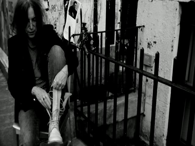 "Patti Smith ""Outside Society"" EPK"