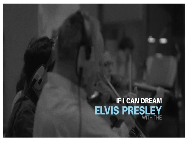 If I Can Dream Teaser
