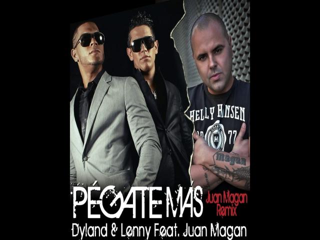 Pégate Más (Juan Magan Remix)
