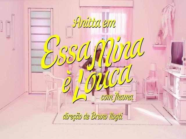 Essa Mina é Louca (Video Clipe)