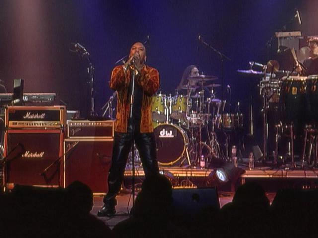Body shock (Live)