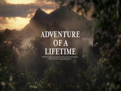 Adventure Of A Lifetime