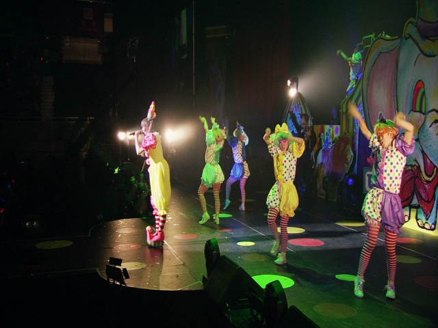fashion monster (dokidokiwakuwakupamyupamyu revolutionland 2012 in kirakira budokan)