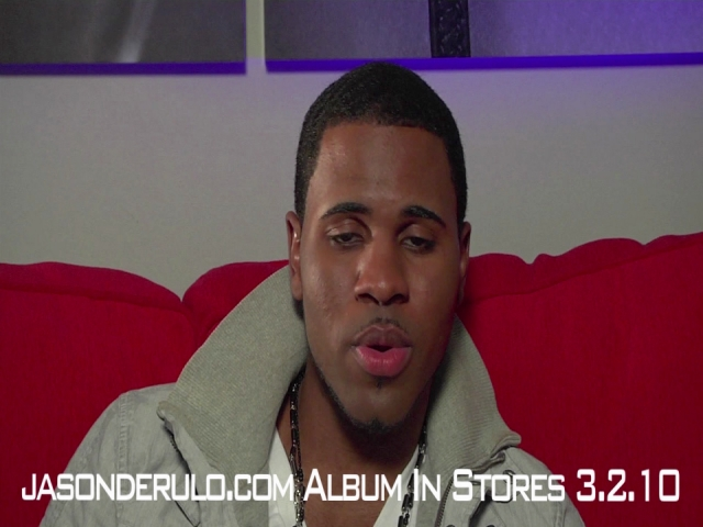 Jason Derulo Track by Track: Whatcha Say