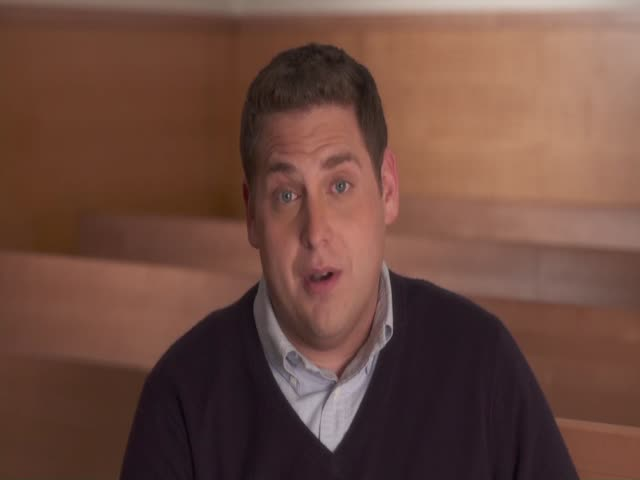 &quot;Jonah Hill Sends A Special Note To His Fantasy Girl, Emma Watson&quot;
