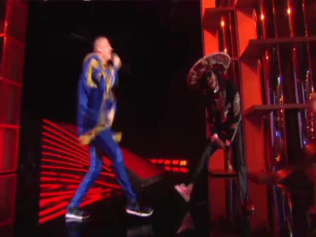 Can't Hold Us (Live)