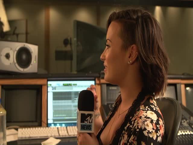 Demi Lovato Interview