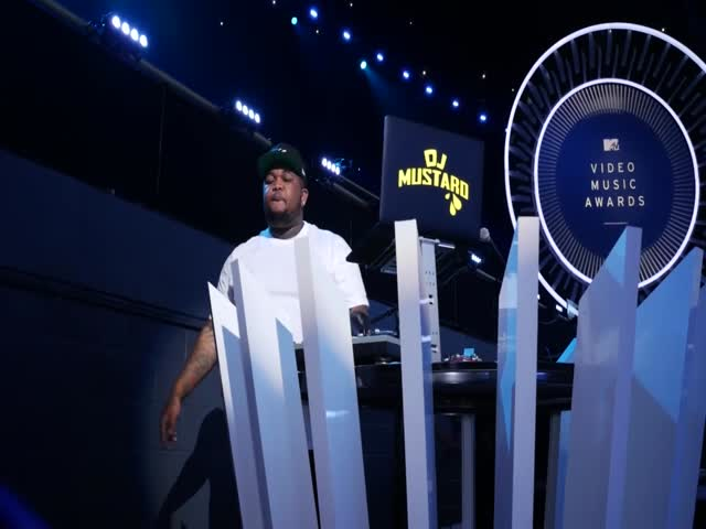 VMA 2014 - DJ Mustard