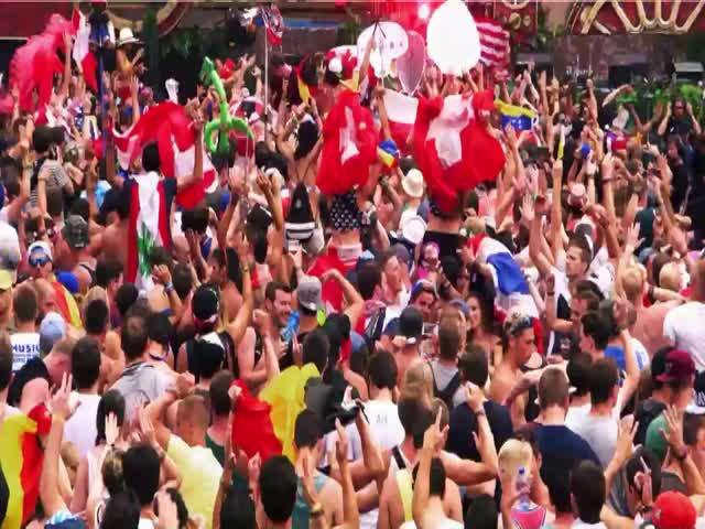 Martin Garrix - Miracle (Live from Tomorrowland, Belgium, 2014)