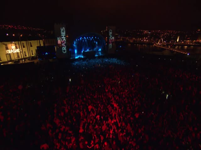 Turn Up The Speakers (Live From MTV Crashes Derry 2014)