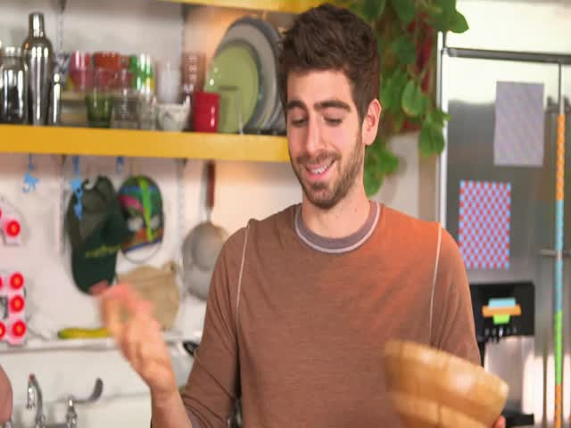 Brothers Green: Recetas Episodio 1